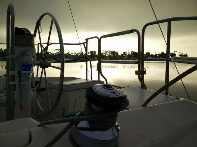 seaforth-lady-elizabeth-cockpit-sunset