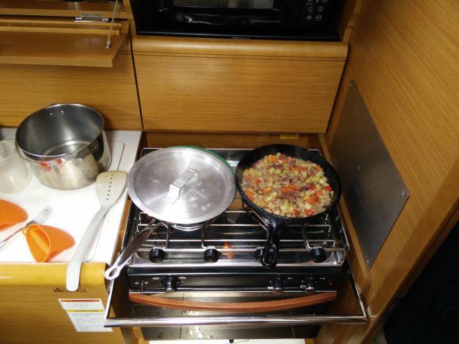 breakfast-hash-in-the-galley-underway