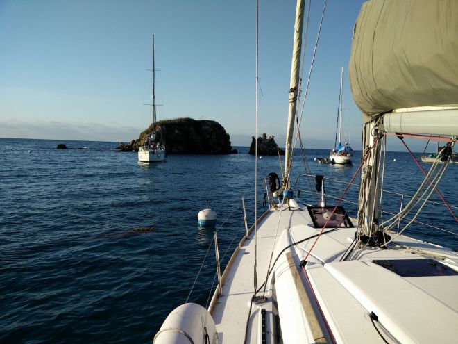 view from-foredeck-at-emerald-bay